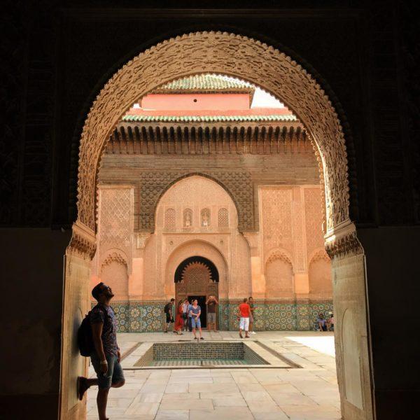 travel-to-morocco-8-days-benyoussefmadrassa